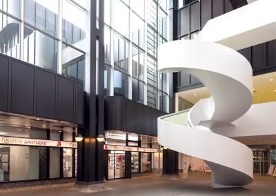 Atrium / Treppe