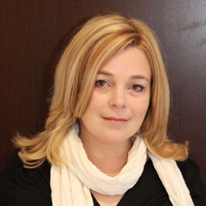 Frau Marina Ivanova