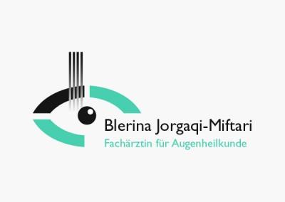 Dr. Blerina Jorgaqi-Miftari Fachärztin für Augenheilkunde