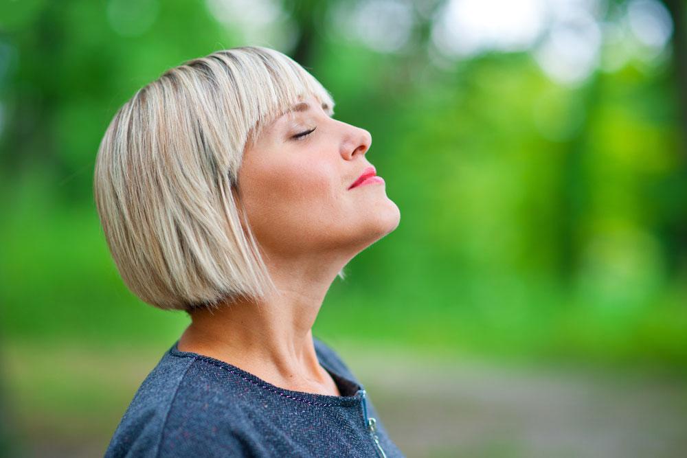Verbesserung der Nasenatmung durch schonende Radiofrequenzchirurgie